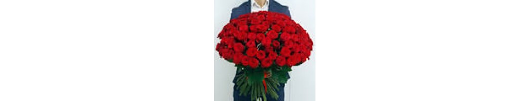 Luxury Big Bouquets of Roses