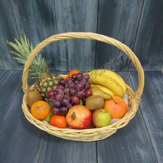 "Gift basket with fruits ""Tutti Frutti"""