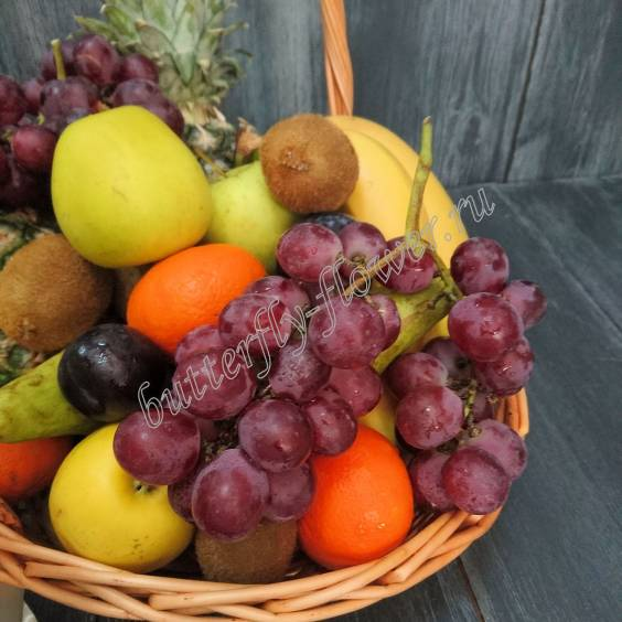 "Gift basket with fruit ""Energize"""