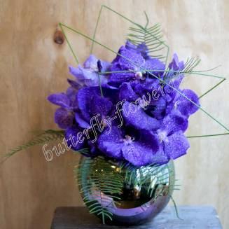 """Bouquet of orchids """"Vanda"""""""