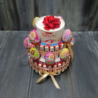 """Candy Cake """"KINDER-SURPRISE"""""""