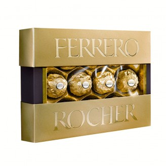 "Candies ""Ferrero Rocher 125 g"""